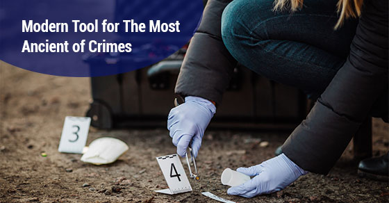 Using DNA to solve cold crimes