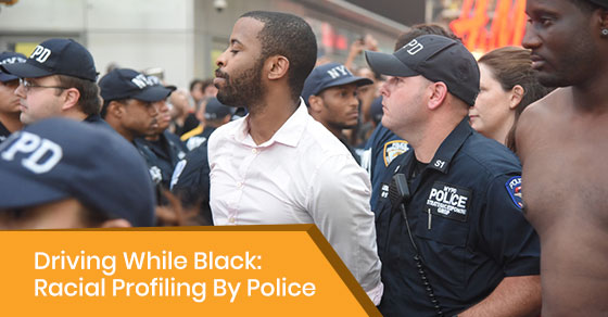 Driving While Black: Racial Profiling By Police